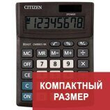 37358 Калькулятор Citizen 8 разр., 100х136мм. CMB801-BK